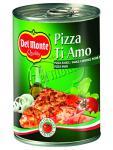 Del Monte Pizza Ti Amo Pizza + Pastasauce, 12er Pack (12 x 425 ml Dose)