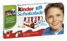 Kinder Schokolade Menge:100g