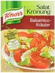 Knorr Salatkrönung Balsamico Kräuter Salatdressing 10g 5x5er Pack