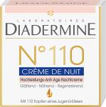 Diadermine N°110 Hochleistungs-Anti-Age Nachtcreme, 1er Pack (1 x 50 ml)