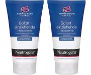 Neutrogena Sofort einziehende Handcreme 2er Pack 150ml