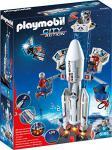 PLAYMOBIL 6195 - Weltraumrakete mit Basisstation