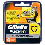 Gillette ProShield Rasierklingen, 4 Stück