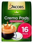 Jacobs Krönung Pads Entkoffeiniert, 5er Pack (5 x 105 g)