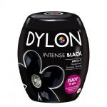 DYLON Intense Black Dyepod All in One Textilfarbe einfachste Anwendung 350g