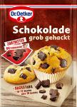 Dr. Oetker Schokolade grob gehackt, 7er Pack (7 x 100 g)