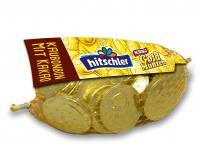 Hitschler Gold Münzen Schokoladen Kaubonbon