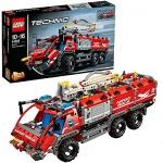 Lego Flughafen-Loeschfahrzeug