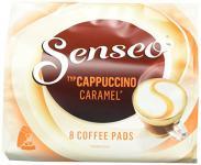 Senseo Cappuccino Caramel 8 Pads, 10er Pack (10 x 92g )