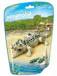 PLAYMOBIL 6644 - Alligator mit Babys