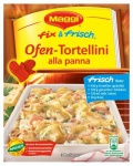 Maggi Fix Ofen-Tortellini Alla Panna, 18er Pack (18 x 36 g Beutel)