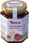 Erdbeer Konfitüre mit Prosecco Hausner Menge:210g