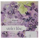 KAPPUS Violet Lilac Luxusseife 125 Gramm