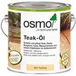 Teak-Öl farblos 2500ml