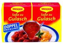 Maggi Sauce zu Gulasch, 2er Pack, ergibt 2 x 250 ml
