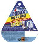 Rorax Rohrfrei Power-Granulat, 12er Pack (12 x 60 g)