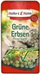 Müller's Mühle Hülsenfrüchte Grüne Schälerbsen 500g 7er Pack