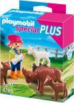 PLAYMOBIL 4785 - Mädchen bei Ziegen