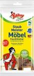 Poliboy Staubmeister Möbel Feuchttücher, 1er Pack (1 x 24 Stück)