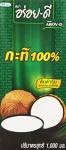 Kokosmilch Aroy-D natürliche Kokusmilch zum Backen und Kochen 1000ml