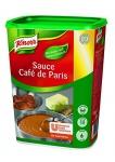Knorr Sauce Cafe de Paris für eine perfekte Kreationen 1000g