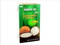 Kokosmilch Aroy-D natürliche Kokusmilch zum Backen und Kochen 500ml