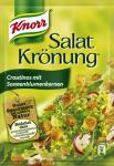 Knorr Salatkrönung Croutinos mit Sonnenblumenkernen, 10er Pack