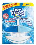 WC Frisch Duo Aktiv Duftspüler Karibische Brise, 4er Pack (4 x 1 Stück)