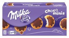 Milka Choco Minis, 4er Pack (4x 185 g)