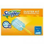 Swiffer Staubmagnet Starterset & Griff inkl. 3 Tücher