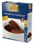 Carte Dor Mousse Au Chocolat, 720g