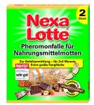 Nexa Lotte Pheromonfalle für Nahrungsmittelmotten - 2 St.