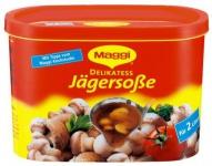 Maggi Delikatess Jäger Sauce perfekt für Fleisch 200g 3er Pack
