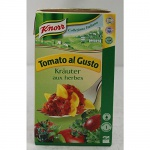 Knorr Tomato al Gusto mit Kräutern 1 kg, 1er Pack (1 x 1 kg)
