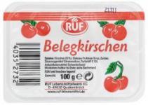 Ruf Belegkirschen Rot, 100 g