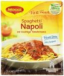Maggi Fix Spaghetti Napoli, 17er Pack (17 x 44 g)