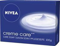 Nivea Creme Care Pflegeseife Stück, 6er Pack (6 x 100 ml)