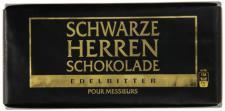 Sarotti Schwarze Herren Schokolade Edelbitter 100g
