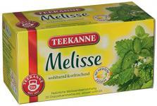 Teekanne Melisse 12er Pack