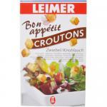 Gebrüder Leimer Croutons Zwiebeln / Knoblauch 100g