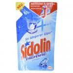 Sidolin Cristal Nachfüllpack, 4er Pack (4 x 250 ml)