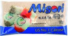 Misori Calrose Reis / Sushi Reis, 4er Pack (4 x 1 kg)