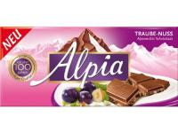 Alpia Traube Nuss 100g