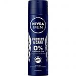 Nivea Deo Spray Men Protect & Care 48h effektiver Deo Schutz 150ml 6er Pack