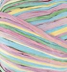 Rico Rico Kreastivpapier Papierfaser Garn 015 Tropicmix Nadelstärke 6mm