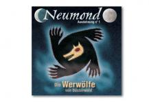 Asmodee - Lui meme 200292- Werwölfe von Düsterwald Neumond Erweiterung