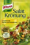 Knorr Salatkrönung Croutinos mit Paprika und Pinienkernen, 10er Pack