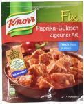 Knorr Fix für Paprika-Gulasch Zigeuner Art, 10er Pack (10 x 52 g)