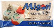 Misori Sushi-Reis No.1 Calrose 1000 g USA
