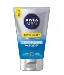 Nivea Men Waschgel Active Energy Gesichtspflege erfrischend 100ml